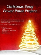 Christmas Song Power Point - Grade 6's thumbnail