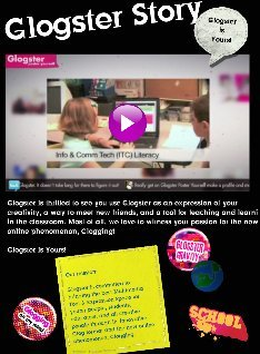 Glogster Story = Glogster is Yours!