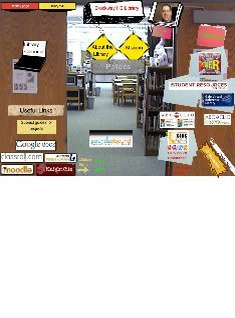 Library Start Page