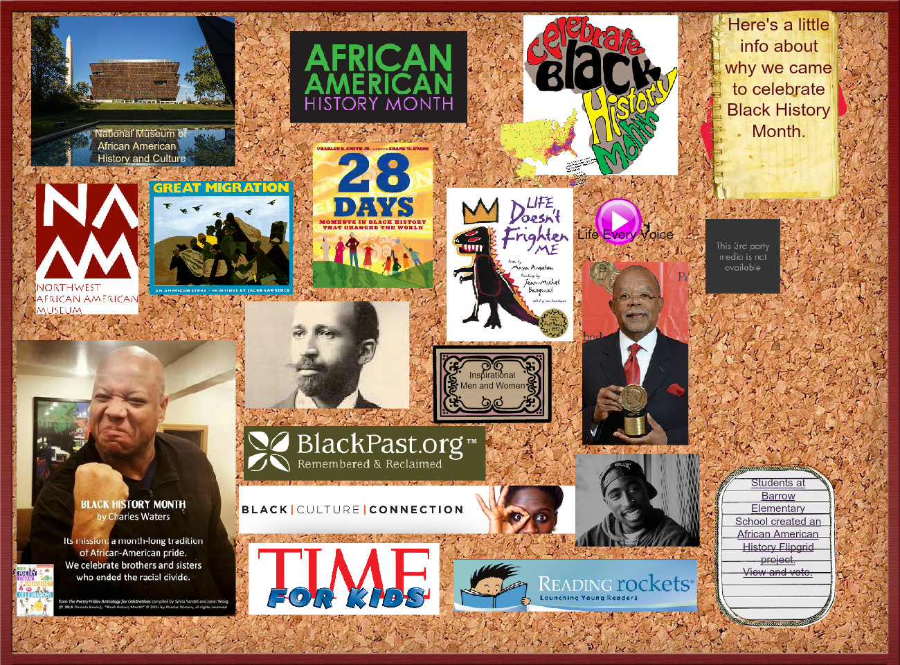 Celebrate African American History