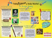 Pablo Picasso & Andy Warhol's thumbnail