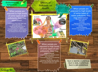 Effects of Pollution on Health