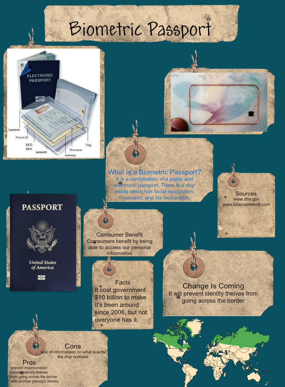 Biometric Passport