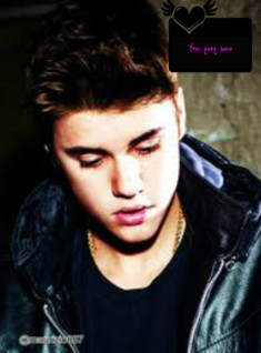 I love you Justin Bieber. <33 Your my heart.