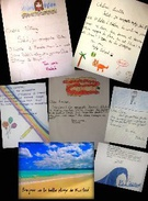French pen-pal letters: Coarsey's thumbnail