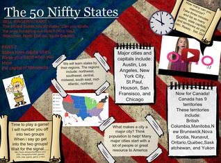 The 50 Niffty States