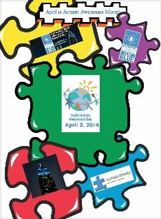 'APRIL IS AUTISM AWARENESS MONTH' thumbnail
