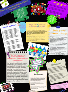 School & Community Collaboration in the Classroom