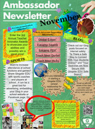 November Ambassador Newsletter's thumbnail