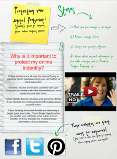 Protecting your digital footprint