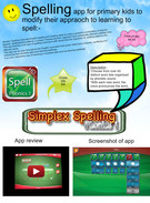Spelling app for the Primary Classroom's thumbnail