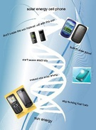 solar cell phone's thumbnail