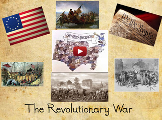 Intro to the revolutionary war